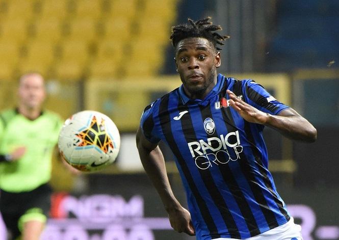 Juventus muốn có Zapata để chơi cùng Ronaldo