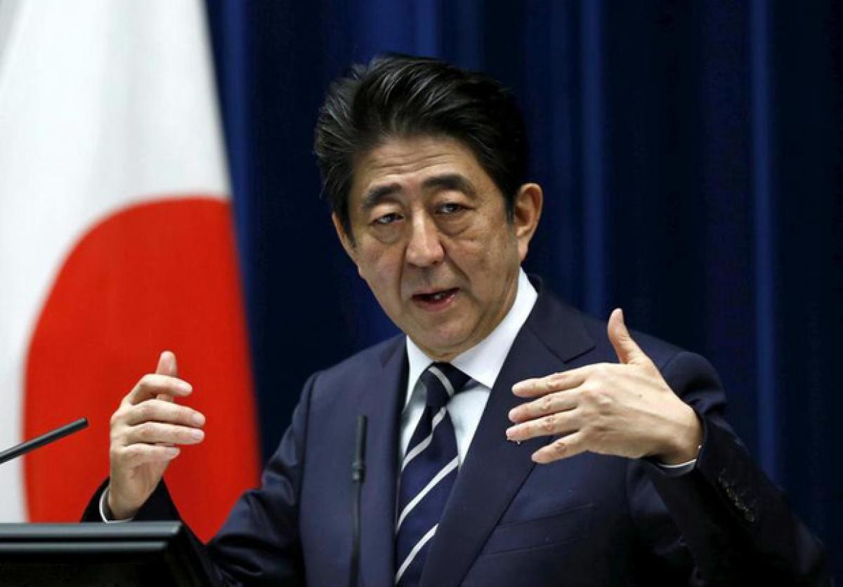 Chính quyền Thủ tướng Nhật Bản Abe Shinzo chính thức từ nhiệm. Ảnh: Reuters.