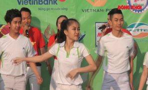 Giải Việt dã truyền thống Báo Đồng Khởi năm 2018