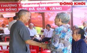 Cựu học sinh Trường tư thục Bình Hòa họp mặt, mừng thọ Thầy Cô