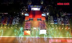 Khai mạc Đại hội TDTT tỉnh năm 2018
