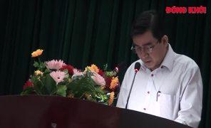 Khai mạc hội nghị lần thứ 13 Ban Chấp hành Đảng bộ tỉnh khóa X