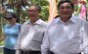 Phó chủ tịch UBND tỉnh Trương Duy Hải dự lễ khánh thành cầu Rạch Bùn