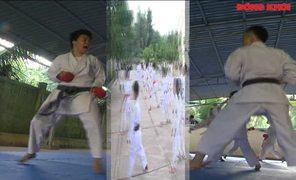 Điểm sáng Karatedo trong phong trào thể dục thể thao Giồng Trôm
