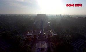 Lãnh đạo tỉnh viếng Nghĩa trang liệt sĩ tỉnh