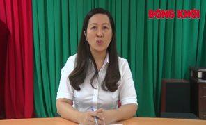 Ra mắt Báo Đồng Khởi điện tử giao diện mới