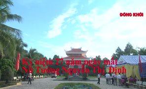 Kỷ niệm 27 năm Ngày mất Nữ tướng Nguyễn Thị Định
