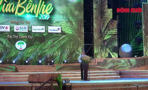 Hơn 200 nghìn lượt  khách tham quan Lễ hội Dừa lần V năm 2019