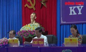 Khai mạc Kỳ họp thứ 14 HĐND tỉnh, khóa IX