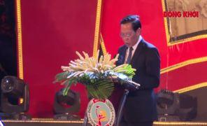 Kỷ niệm 60 năm Ngày Bến Tre Đồng khởi