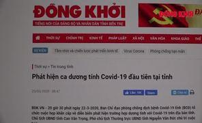 Cách ly 1.500 nhân khẩu ấp Thừa Lợi, xã Thừa Đức