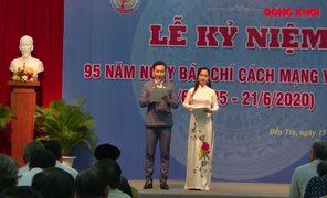 Kỷ niệm 95 năm Ngày Báo chí Cách mạng Việt Nam