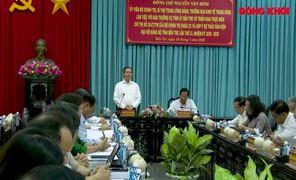 Bến Tre thực hiện tốt Chỉ thị số 35 của Bộ Chính trị về tổ chức Đại hội Đảng các cấp