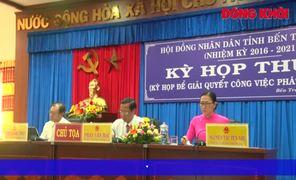 Kỳ họp thứ 17 HĐND tỉnh khóa IX