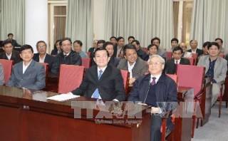 Văn phòng Trung ương và Văn phòng Quốc hội lấy ý kiến cử tri về người ứng cử ĐBQH