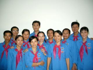 Bến Tre có 12 giáo viên Tổng phụ trách Đội giỏi tham dự