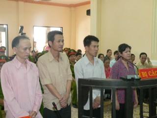 """Xét xử phúc thẩm vụ án Trần Thị Thúy và đồng phạm can tội """"Hoạt động nhằm lật đổ chính quyền nhân dân"""""""
