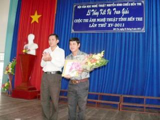 Trao giải cuộc thi ảnh nghệ thuật lần thứ 15 - năm 2011