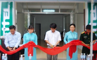 Viettel khai trương cửa hàng tại Tiên Thủy