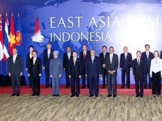 Bế mạc Hội nghị cấp cao ASEAN lần thứ 19 tại Bali