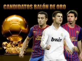 QBV FIFA 2011: Ronaldo