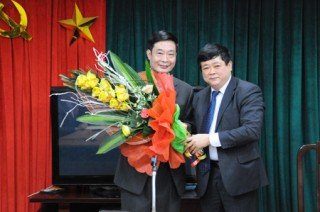 Đồng chí Đào Ngọc Dũng được bổ nhiệm làm Tổng Biên tập Báo điện tử Đảng Cộng sản Việt Nam
