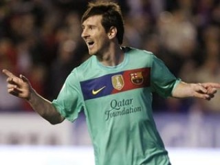 Messi-Ronaldo lập kỷ lục,