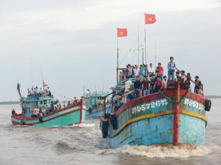 Đánh bắt thủy sản - một nghề cần đầu tư vốn lớn