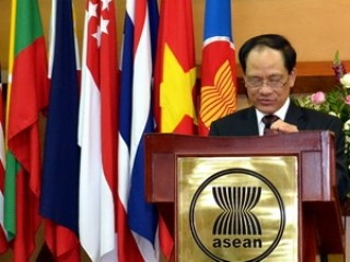 ASEAN chú trọng đối tác công-tư kết nối khu vực