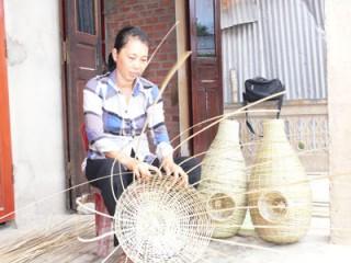 Nâng cao năng lực sản xuất các làng nghề