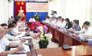 Hội nghị trực tuyến toàn quốc triển khai thi hành Hiến pháp nước Cộng hòa xã hội chủ nghĩa Việt Nam