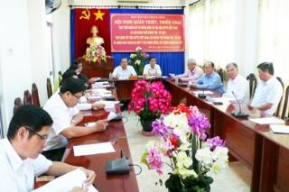 Hội nghị quán triệt, triển khai 2 quyết định của Bộ Chính trị