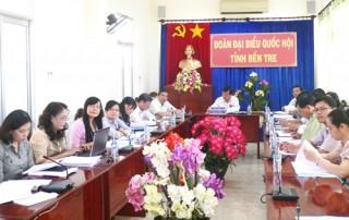 Ủy ban Thường vụ Quốc hội tổ chức phiên chất vấn và trả lời chất vấn