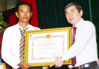 """Trao tặng danh hiệu vinh dự Nhà nước """"Bà mẹ Việt Nam anh hùng"""""""