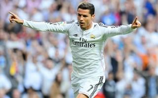 Ronaldo lọt vào tốp 4 chân sút vĩ đại nhất các trận El Clasico