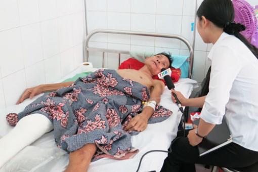 Ông Bùi Văn Tùng - cô thân lại mắc bệnh nặng!