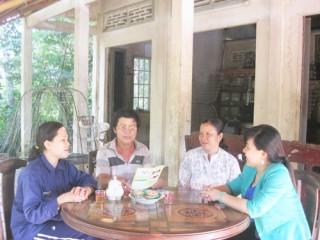 Thực hiện tốt công tác dân số kế hoạch hóa gia đình