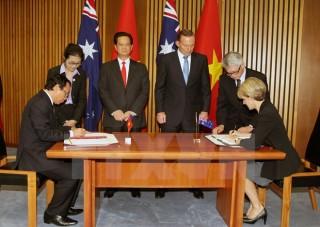 Nội dung chính của Tuyên bố chung Việt Nam-Australia