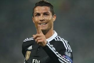 "Ronaldo lập kỷ lục ""khủng"" trong ngày Real thua Juventus"