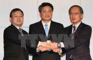 Đàm phán Hàn-Nhật-Trung về FTA không có bước đột phá lớn
