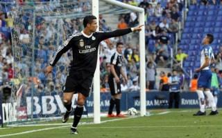 Ronaldo lập hattrick, Real thắng đậm Espanyol
