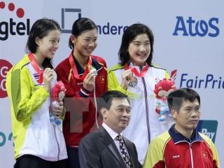 Ngày Vàng - Đoàn Thể thao Việt Nam giữ vững vị trí thứ hai
