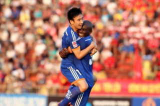 Lùi thời điểm trận Than Quảng Ninh - HAGL đến ngày 4-8
