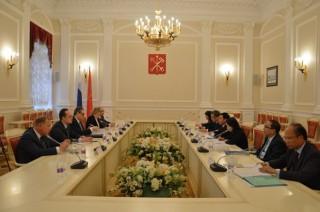 Việt Nam-Nga tiến hành đối thoại chiến lược thường niên lần thứ 8