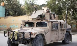 Taliban tuyên bố rút khỏi thành phố Kunduz của Afghanistan