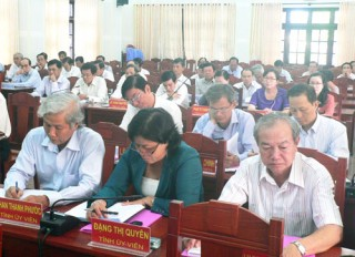 Thông báo kết quả Hội nghị lần thứ 3 Ban Chấp hành Đảng bộ tỉnh Bến Tre khóa X