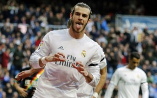 Bale lập poker, Real thắng 10-2 Rayo Vallecano