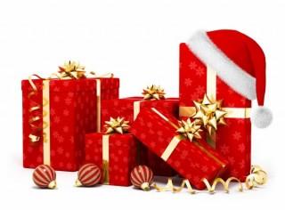 Chờ quà Giáng sinh