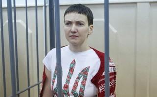 Ukraine muốn trao đổi tù nhân với Nga để đổi lấy nữ phi công Savchenko