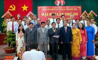 Quyết tâm nâng cao chất lượng tổ chức cơ sở đảng